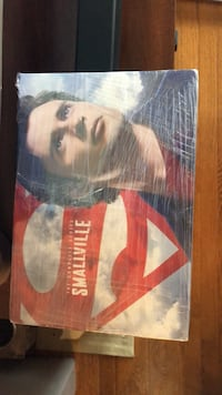 Smallville DVD Complete Box Set Like New! Alexandria, 22315