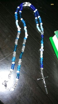 Hand made glass beads have matching bracelet Marysville, 95901