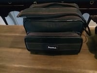 black and gray Canon DSLR camera bag Alexandria, 22301