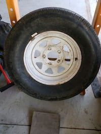 Trailer Tire New Never Used 225/75/15