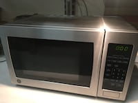 stainless microwave GE Mont-Royal, H4P 1B2