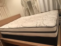 Full size mattress and box spring Los Angeles, 91604