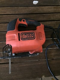 Jigsaw Black & Decker Electric Indio, 92201