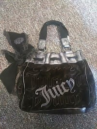 Juicy Couture 100% Lamb Leather 80% Cotton Syracuse, 13204
