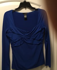 Blue blouse size 10 Columbia, 21044