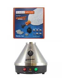 Volcano Vaporizer  with Easy Valve Set Salt Lake City, 84129