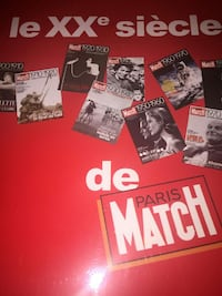 Paris Match posters