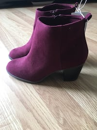 Ankle boots- size 7  Burnaby, V5C 2R5