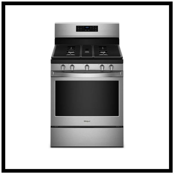 Scratch & Dent Whirlpool Gas Range With Convection WFG550S0HZ