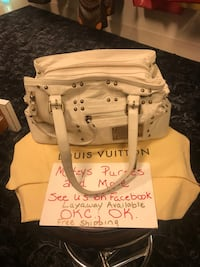 Authentic Louis Vuitton Limited edition handbag being listed from Mitzys Purses and More