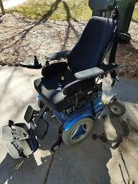 Permobile electric wheelchair