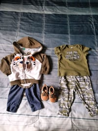 Sets officiels baby boy clothes Montréal, H4L 1H3