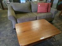 Sofa and Coffee Table $50 Port St. Lucie, 34952