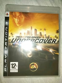 PS3 oyun need for speed undercover
