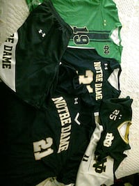Under Armour NCAA Notre Dame Set