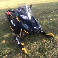black and yellow motor scooter Standish, 04084
