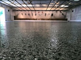 Concrete Armour Floor Coating and Preservation