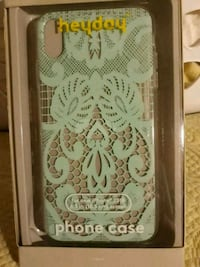 Heyday phone case for iPhone 2018 6.5 in screen Pearl, 39208