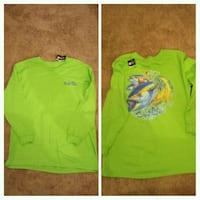 Boy's Size Large Salt Life Shirt New Conway, 29527
