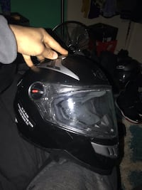Black full-face helmet Centreville, 20120