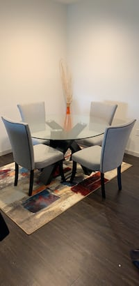Dining Table and chairs set Windermere, 34786
