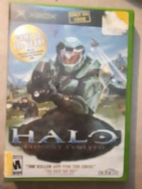 Xbox 360 Halo 3 game case