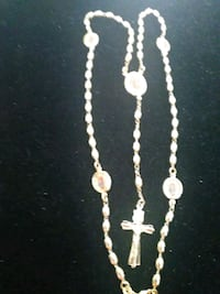 New gold plated rosary Commerce City, 80022