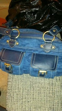 Blue purse Roswell, 88201