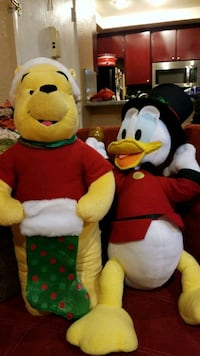 Donald duck and winnie the pooh Ontario, 91761