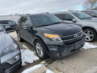 2013 Ford-Explorer Limited Toronto
