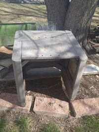 METAL stand $40.00 Lethbridge