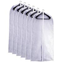 Clear wedding gown covers. Long length. Newport News