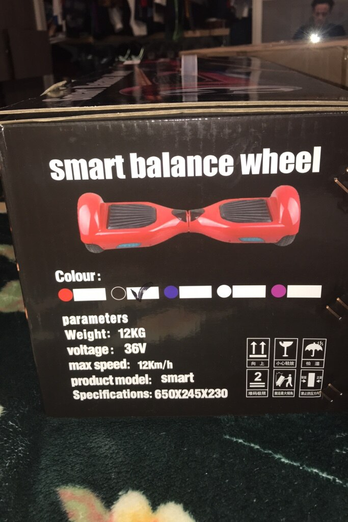 Photo SERIOUS INQUIRIES Smart Balance Wheel (Hoverboard )