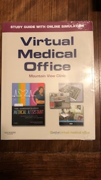 Virtual Medical Office study guide book New Bedford, 02745