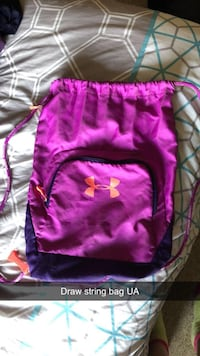 Under armor drawstring bag Ames, 50011