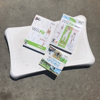 Wii fit step board with DVD's Cerritos, 90703