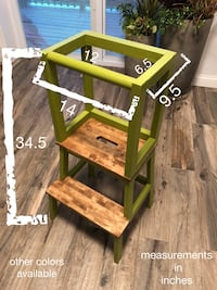 Learning tower/ kitchen helper/ kids step stool Chicago, 60641