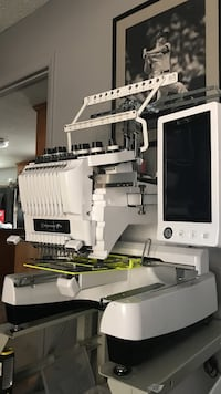 brother entrepreneur pro embroidery machine barely used.... price negotiable  Kannapolis, 28081