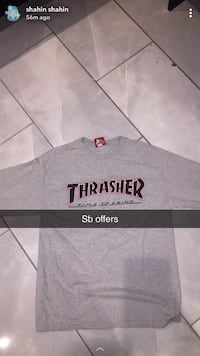 AUTHENTIC THRASHER COLLABORATION INDEPENDENT  Markham, L3P 3H9