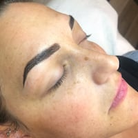 ombre brows Las Vegas