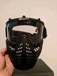SCOTT PAINTBALL MASK Kennesaw, 30144