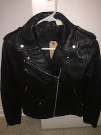 Brand new real leather jacket Montréal, H2K 2B7