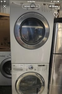 """Lg 27"""" Front Load Washer and Dryer Gas Set  New York, 10469"""