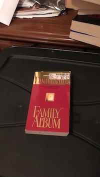 Family album by daniel steel book for .25 cents