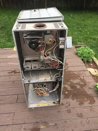 Gas forced hot air furnace Selden, 11784