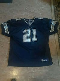 black and white NFL NFL jersey District Heights, 20747