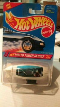 Hot Wheel 1994 Photo Finish Blimp