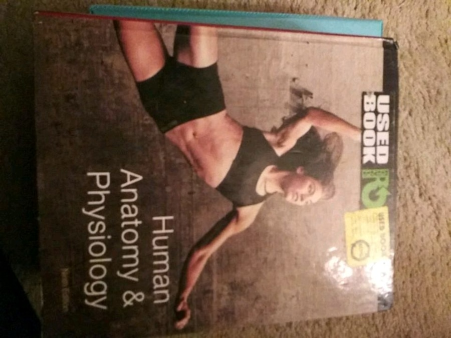 Photo Human Anatomy and Physiology 9th edition