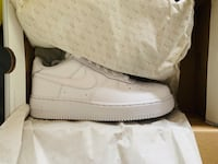 White Air Force 1s Baltimore, 21229