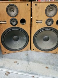 Speakers Pioneer CSG404 w/15in woofers Knoxville, 37909